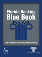 2019 Florida Banking Blue Book Print - $150.00 Non-Member (Available January/February 2019)
