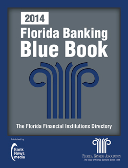 2016 Florida Banking Blue Book Print - $75.00 Member - Available December 2015